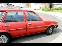 1980 toyota corolla for sale 1980 toyota corolla wagon te72 3tc walkaround drive