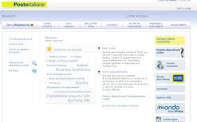 banco postaonline homebanking interfaccia riepilogo screenshots pagina 4