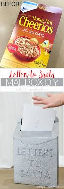 letters to santa mailbox letters to santa mailbox diy a houseful of handmade