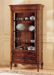 wooden showcases for living room living room decoration