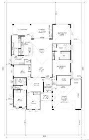 dream kitchen floor plans dream kitchen house plans floor plan 4 bedroom study home theatre
