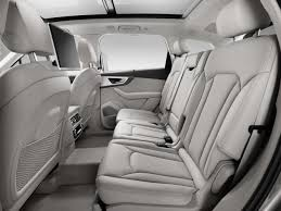 how many seater is audi q7 audi q7 second generation 7 seater suv debuts