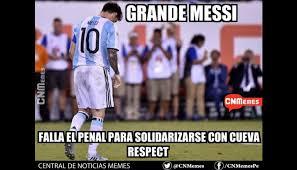 Los Memes De Messi - lionel messi y gonzalo higua祗n son el blanco de memes tras final
