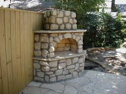 elegant how to build a stone fireplace by edbdeeeebadaedeeed