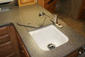 Solid Surface Sinks Kitchen by Corian Counter Tops Canyon Style Corian Counter Tops With Small