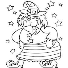 23 halloween images coloring pages kids