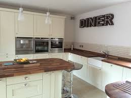 wren kitchens shaker sage and alabaster timber this was sent to