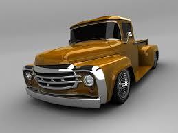 hauk designs peterbilt zil 130 pickup panel delivery pinterest cars
