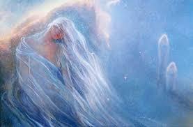 Divine Light Divine Light Of Spirit Surrounding The Heart New Mother New
