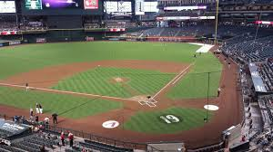 Diamondbacks Stadium Map Chase Field Section 210g Arizona Diamondbacks Rateyourseats Com