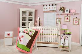 baby bedroom paint ideas pink flower musical crib mobile wonderful