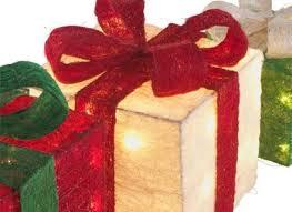 light up decoration gift boxes wanker for fia uimp