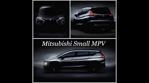 mitsubishi xm concept xm concept production version teased in indonesia