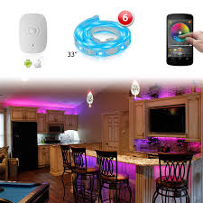 Led Lights For Home Interior Xkglow Xk Silver App Wifi Controlled Home Interior Fruniture