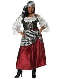 Halloween Pirate Costumes Burgundy Pirate Wench Costume Pirate Wench Costumes