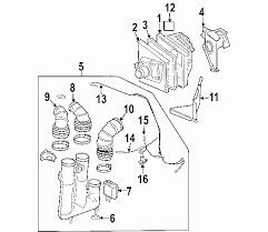 cadillac cts parts parts cadillac cts air intake oem parts throughout 2003