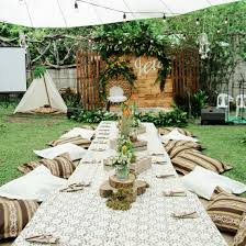 rustic bohemian theme for my 18th birthday hen u0027s pinterest