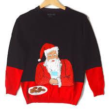 santa sweater most santa in the tacky sweater