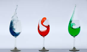 champagne transparent free images wet clear green red splash spray drink blue