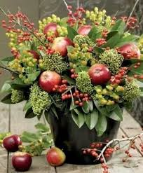 Fake Fruit Centerpieces by Best 25 Fall Arrangements Ideas On Pinterest Fall Table