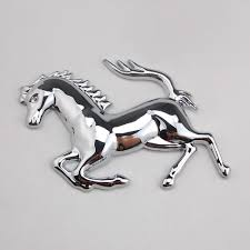 ferrari horse tattoo bbq fuka 3d metal horse emblem car window bumper body fender