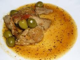 cuisiner du veau en morceau recette de veau aux olives la recette facile