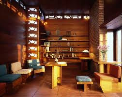 Falling Water Interior Pope Leighey House Tour A Frank Lloyd Wright Gem In Northern Virginia