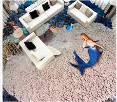 home design 3d ipad 2 etage 3d floor painting wallpaper underwater world mermaid 3d floor pvc