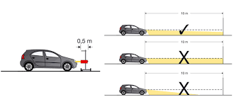how to adjust headlights instruction hella gutmann