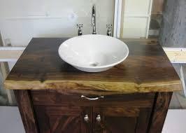 Rustic Wood Bathroom Vanity - all wood bathroom vanities u2013 martaweb