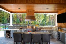 luxury outdoor kitchens images home design gallery at luxury