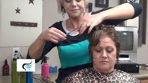 radona hair cut video short wispy haircut with blunt bangs hairstyles youtube