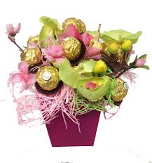 candy bouquet delivery bulgaria florist chocolate bouquets flowers delivery