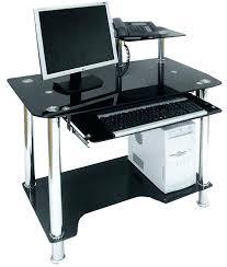 Glass Modern Desk Modern Computer Desk Designs Alluring Glass Computer Tables For