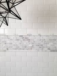 Best  White Subway Tile Bathroom Ideas On Pinterest White - Tile designs bathroom