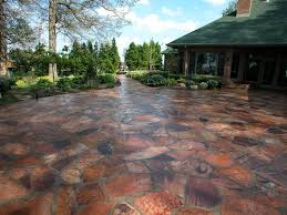 Patio Flagstone Designs Pictures Of Flagstone Patios Home Design Ideas And Pictures