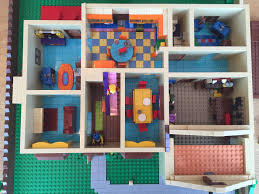Simpsons Floor Plan The Simpsons House Floor Plan Interior Design Ideas