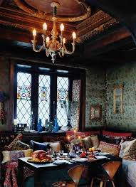 Dark Dining Room Majestic Moroccan Dining Room Design With Classic Interior Dark