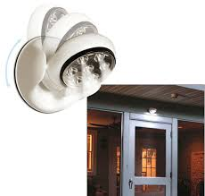 stick up led lights wholesale 360 degree rotates automatic sensor lights ultra bright
