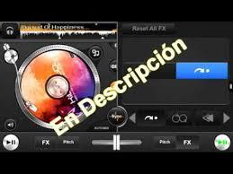 edjing dj studio mixer apk descargar edjing premium dj mix studio v4 3 7 apk android crea