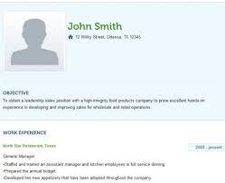 Free Download Resume Builder Free Resume Templates Maker App Download Career Objective