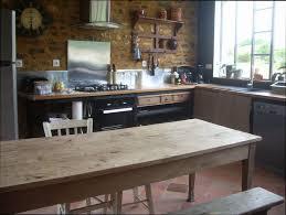 grande table de cuisine cuisine bois grande table de cuisine en bois