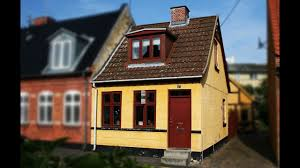 small house ideas this is small townhouse in the danish port town of holbæk