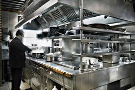 Commercial Kitchen Hood Design by Kitchen Exhaust System Dried And Shined Hood Ohio Kentucky And