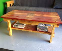 Outdoor Pallet Table Pallet Furniture