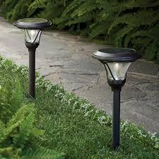 High Quality Solar Landscape Lights Pro Series Vi Solar Path Lights Frontgate