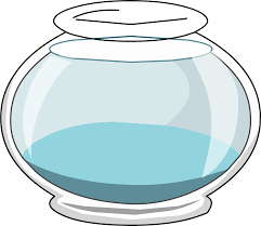 fish bowl images clipart image 33897
