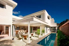 Contemporary Retractable Awnings Retractable Awning Deck Midcentury With Outdoor Living Modern