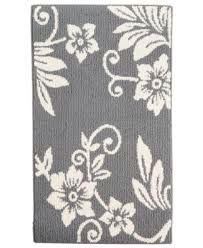Hibiscus Rug French Style Bathroom Rugs Classic And Parisian Or French Country