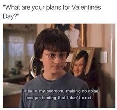 Single Valentine Meme - hilarious valentine s day memes to send your single pals harry